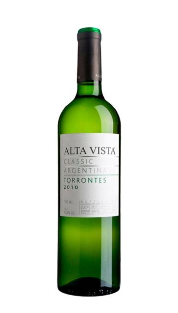 Белое вино альта